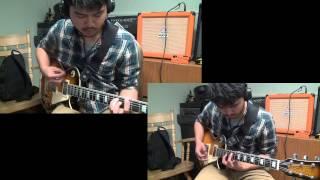 Aru Machi no Gunjou (或る街の群青) - Asian Kung-Fu Generation [Guitar Cover]