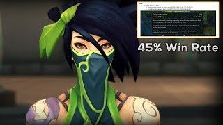 A 45% Win Rate Champion Is Getting Nerfed On Patch 9.9