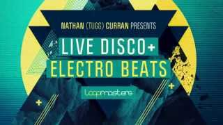 Nathan Curran Presents: Live Disco Electro Beats