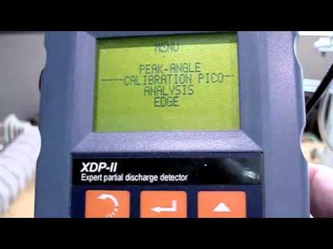 XDP II: Partial Discharge Measurement System, Amperis