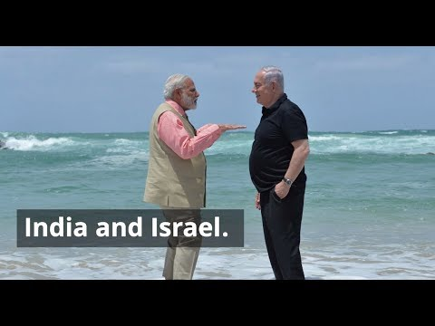 Israel & India - Growing Partnership