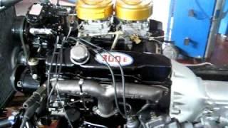 1959 Chrysler 413 Sound ...first start