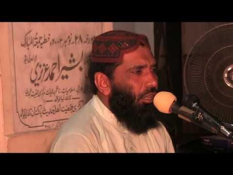 Molana Abdul Jabbar Rabbani --شوق عبادت ھوتوایسا