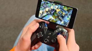 видео Игровой геймпад GameSir G4s (Black)