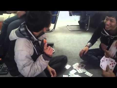 [AOE] Video clip ChimSeDiNang, 9xPro, Next_Garung chơi bài - Ảo Lòi