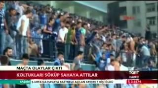 Adana Demirspor taraftarı çıldırdı!