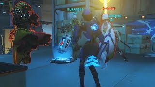 Tracer's DANCE PARTY - Overwatch Bronze Moments #33