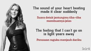 The Power Of Love - Celine Dion (Lirik video dan terjemahan) - [Bianca Cristea Cover]
