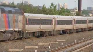 Railfanning NJ Transit with MNCRR4191 at Secaucus Junction #3 | May, FRIDAY THE 13th!!! | HD