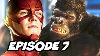 The Flash Season 2 Episode 7 - TOP 5 WTF and Easter Eggs