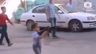 Save Palestina Anak Kecil Palestina Nembak Tentara Israel