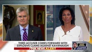 'All About Publicity': Sen. Bill Cassidy Slams Avenatti Over New Kavanaugh Accusation