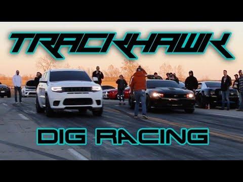 Stock Jeep TrackHawk