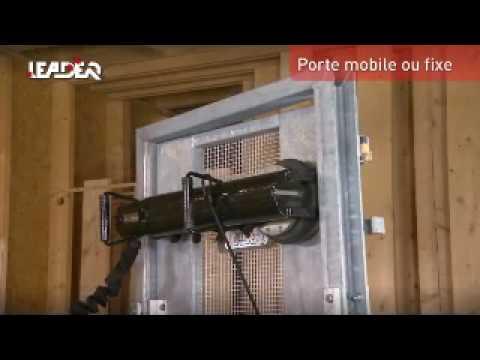 Portes d 39 entrainement groupe leader fr youtube for Ouverture de porte claquee