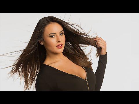 Hair Artist BJ Noman Photo Shoot w/Miss Austin Latina (Evelyn Beltran)