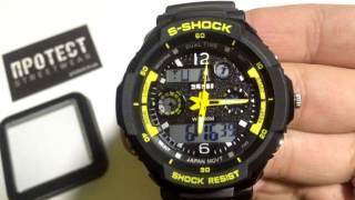 видео Инструкция часов skmei 0931 на русском