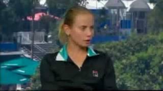 Jelena Dokic Interview.