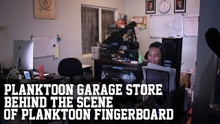 ALL ABOUT PLANKTOON FINGERBOARD.