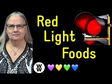 Red Light Foods