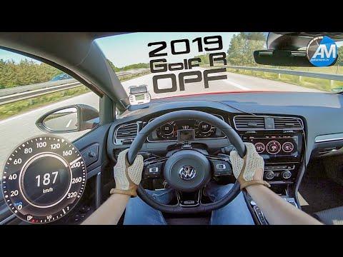 2019 Golf 7 R OPF (300hp) - 0-250 Km/h Acceleration🏁