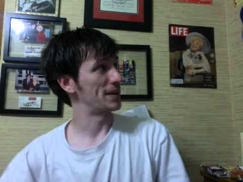 Video #49: August Angst and New Stuff