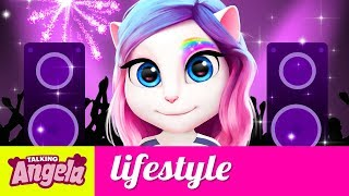 Talking Angela - Festival Face Paints and Beauty Essentials