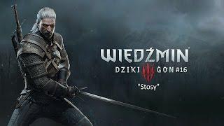 """Wiedźmin 3 : Dziki Gon #16 """"Stosy"""" 720p"""