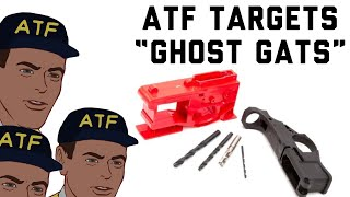 ATF's New Rules For 80% Firearms