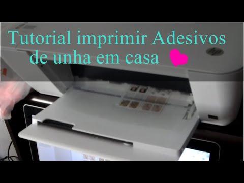 Como fazer adesivo de unha na impressora em casa youtube como fazer adesivo de unha na impressora em casa altavistaventures Image collections