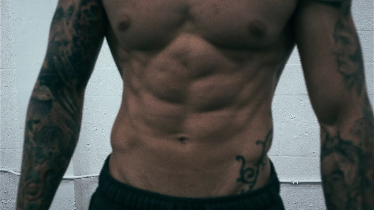 Extreme Calisthenics Six Pack Abs Workout - Youtube-5972