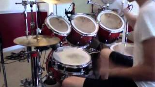 Are You Gonna Be My Girl - Drum Cover - Jet
