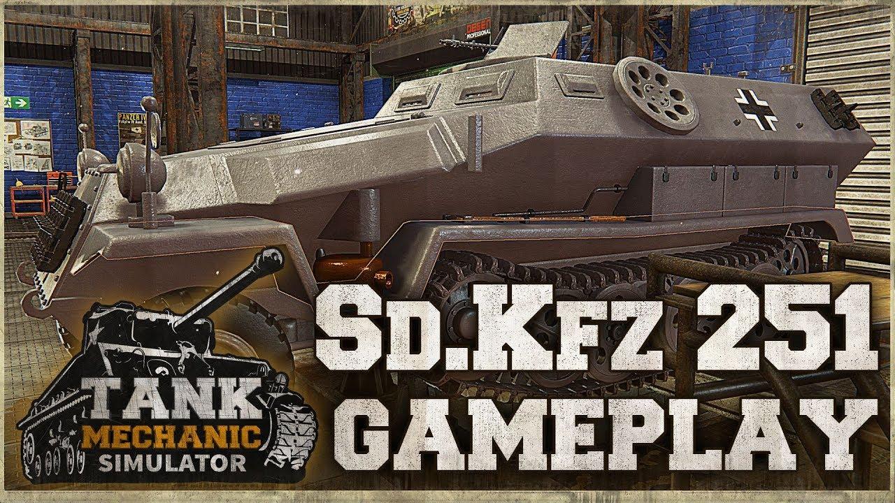 Tank Mechanic Simulator   Tank Mechanic Simulator
