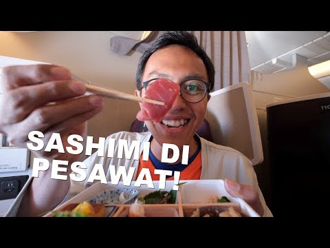 JAPAN AIRLINES BUSINESS CLASS EXPERIENCE | TOKYO TO SINGAPORE