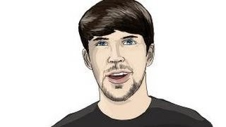 How to draw Ian Andrew Hecox from Smosh