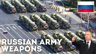 Russian Army Weapons 2019 (All Weapons)