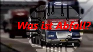 Was ist Abfall???