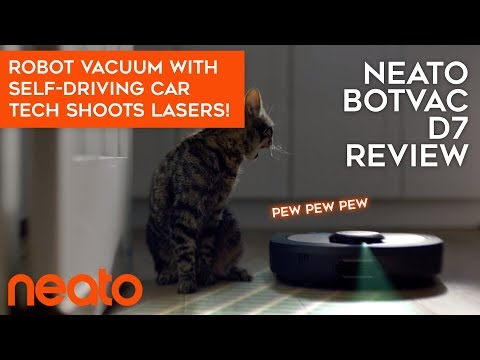 The Best Robot Vacuum in 2019 – Neato Botvac D7 Review