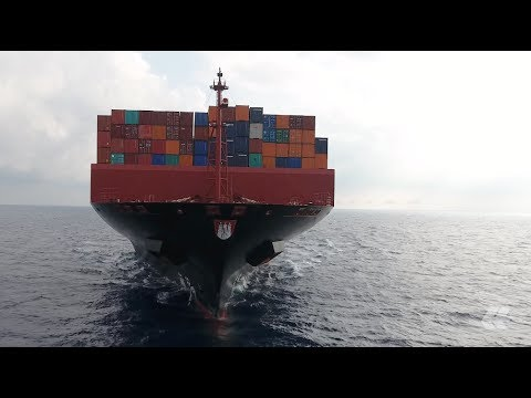 [Timelapse] Hapag-Lloyd and UASC: better.united on the World Ocean | Hapag-Lloyd