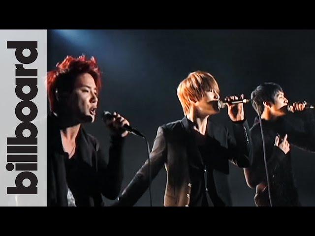JYJ Perform 'Empty' | Billboard Live Studio Session
