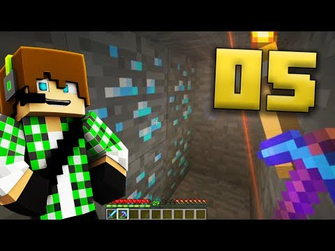 Mates In Minecraft - #5 - Spacca-diamanti a domicilio (con Anima)