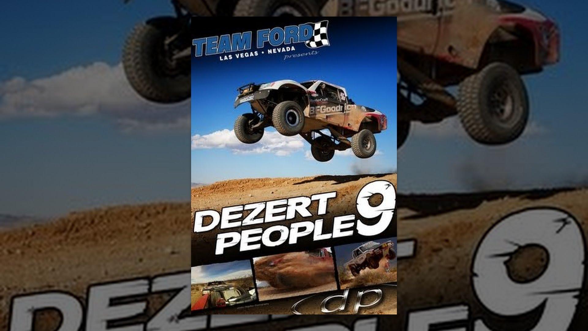 Dezert People 9