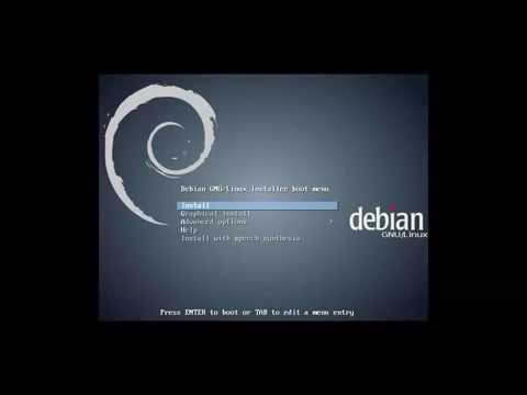 "Debian 8 ""Jessie"" Beta-2 amd64. KDE Desktop. Graphical install."