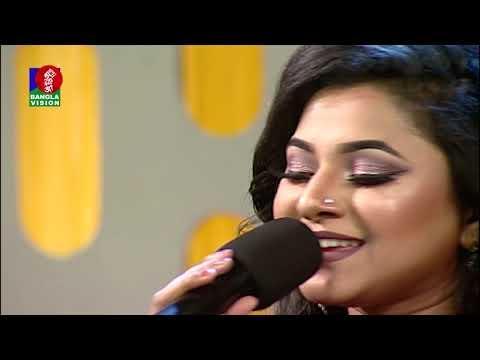 Special Musical Program   Surer Ayena   Bangla Song   Tahmina Mukta   2018   EP-100