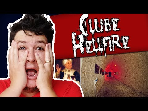 O Clube Hellfire: A Sociedade Secreta onde Orgias, Bebedeiras e até Adoração a Satã Ocorriam!
