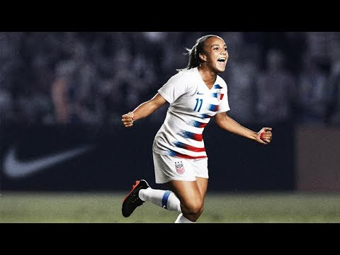 USWNT    The Best Moments & Plays ᴴᴰ