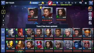 [[ Biggest fight Timeline Battle ]] Marvel Future Fight HINDI INDIA