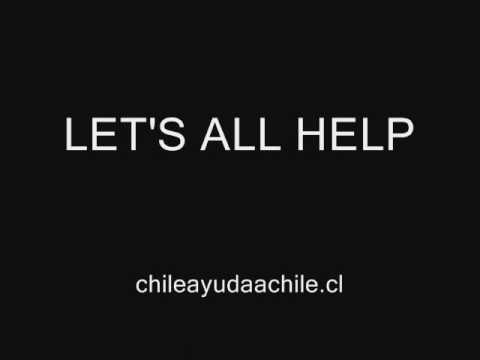 Global Call for Help- Chile's Telethon tonight at 10pm