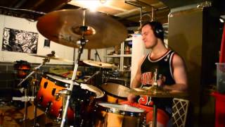 Machine Gun Kelly- Breaking News - Drum cover MGK