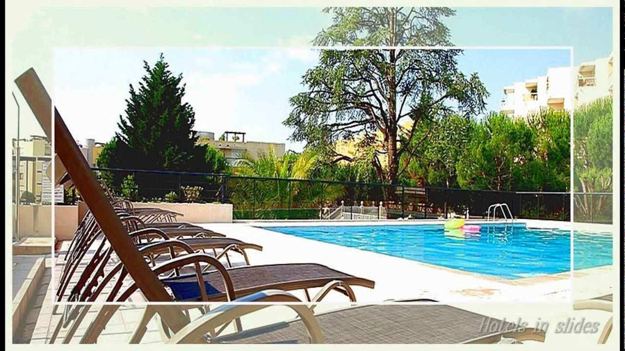Appart hotel nemea residence le lido cagnes sur mer for Appart hotel vienne france