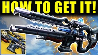 Destiny 2: How t๐ get the AGER'S SCEPTER! - Exotic Quest Guide! | Season of the Lost